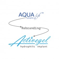 Brand renewal and change of the name Aqualift to ActivGel